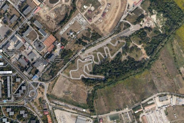 La Cartodrom, în Gheorgheni, apare o bază sportivă publică pe 93 de mii de mp. VEZI ce se va CONSTRUI exact