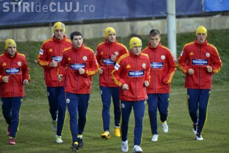 Anunț surpriză pentru echipa națonală, înainte de meciul cu Grecia