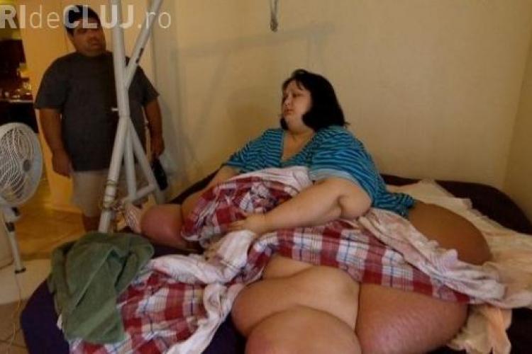 Cum arată ACUM femeia care și-a ucis nepotul sub cele 468 de kilograme. A slăbit MIRACULOS - FOTO