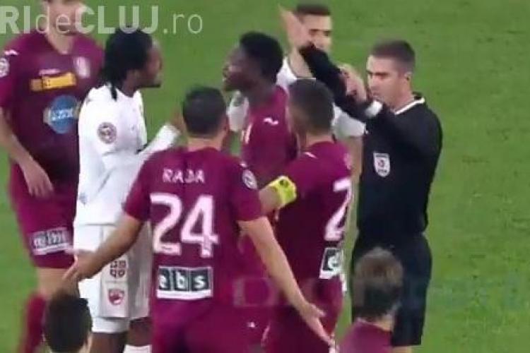 CFR Cluj a învins-o pe Dinamo cu 1-0. Florin Costea le-a adus victoria clujenilor REZUMAT VIDEO