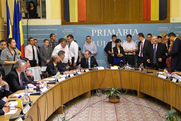 PDL îl atacă pe președintele PNL Cluj-Napoca, Ioan Petran: Vorbește în necunoștință de cauză