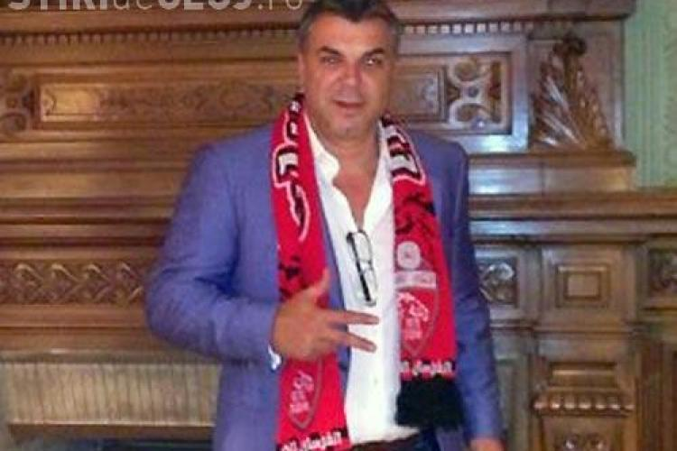 Lovitură teribilă pentru Cosmin Olăroiu după ce a fost amendat cu 500.000 de euro