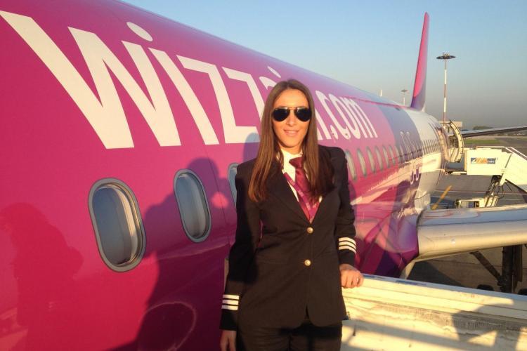 Wizz Air recrutează piloți. Vezi care sunt criteriile de angajare