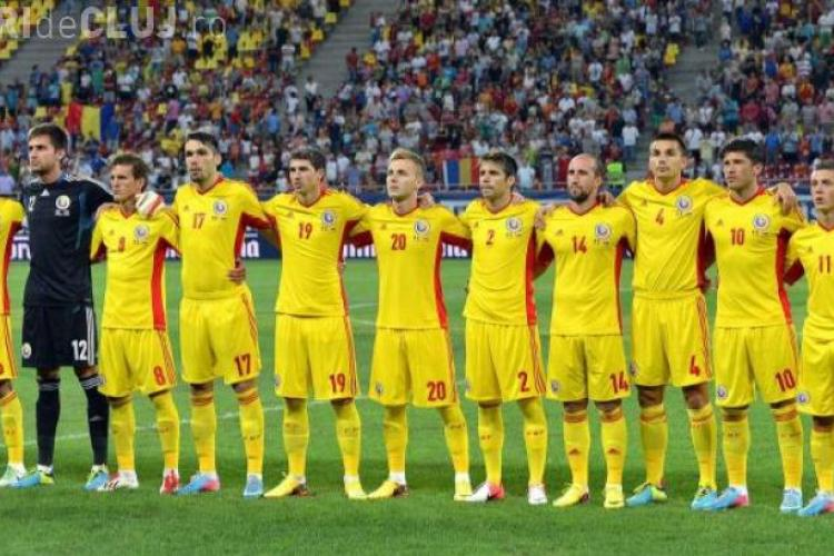 ROMÂNIA - GRECIA, de la ora 21.00! Ce echipă va folosi Pițurcă?
