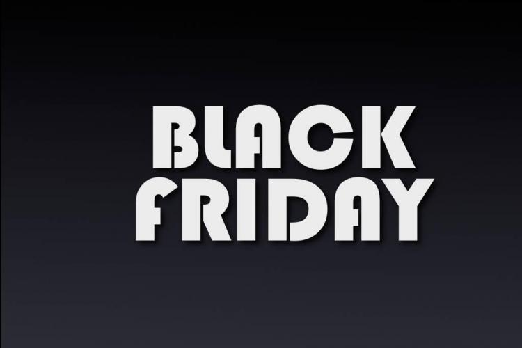 BLACK FRIDAY 2013 pică în 29 noiembrie. Ce reduceri vor practica magazinele online