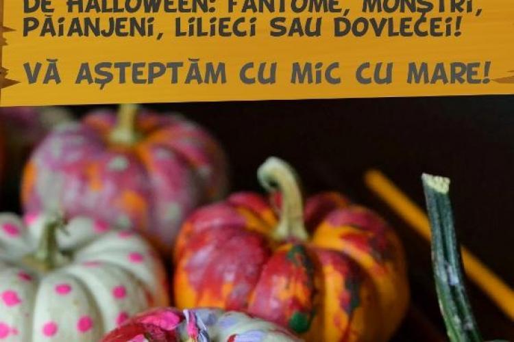 Eveniment special pentru copii de Halloween la Iulius Mall (P)
