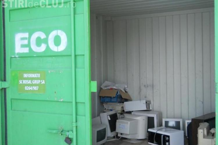 Cum să scapi de televizorul defect? Sâmbătă la Cluj-Napoca e campanie GRATUITĂ de colectare