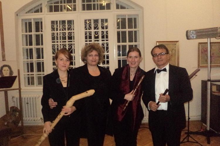 Concert la instrumente de epocă la Muzeul Etnografic al Transilvaniei. Vezi când va avea loc