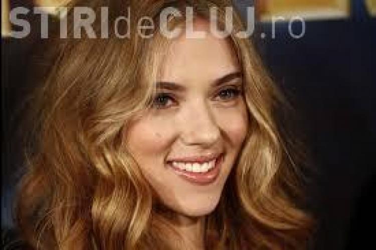 Scarlett Johansson a fost declarată cea mai bună actriță pentru un rol în care nu apare deloc pe ecran