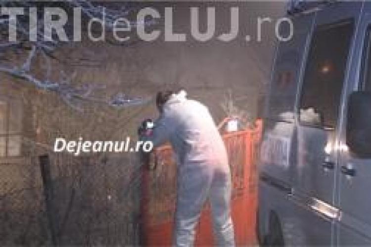 Crimă la Bonțida. O mama și fiica sa au fost ucise VIDEO
