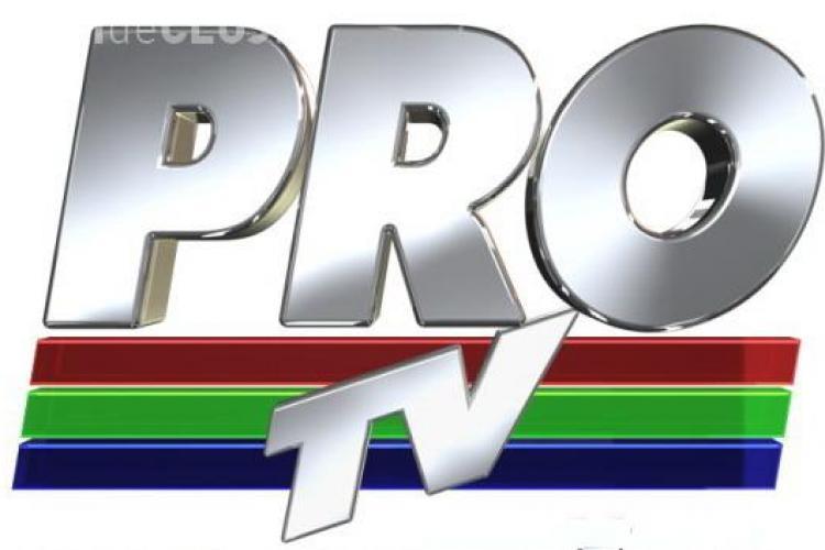 PRO TV în plin scandal. Postul de televiziune este acuzat de abuz de poziție dominantă