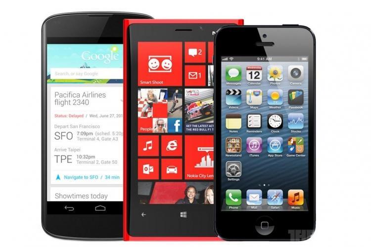 2013, anul smartphone-urilor. Peste un miliard de unități vândute în acest an