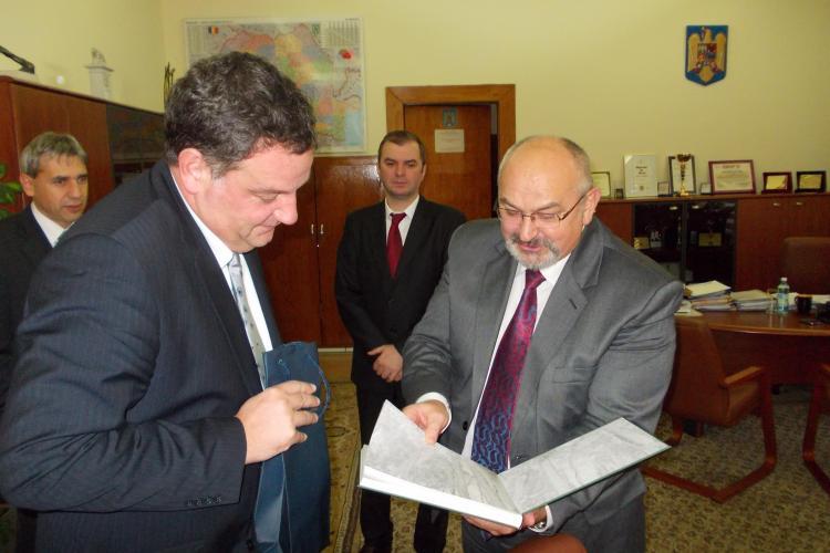 Ungaria e interesată de hidrocentrala de la Tarnița-Lăpuștești