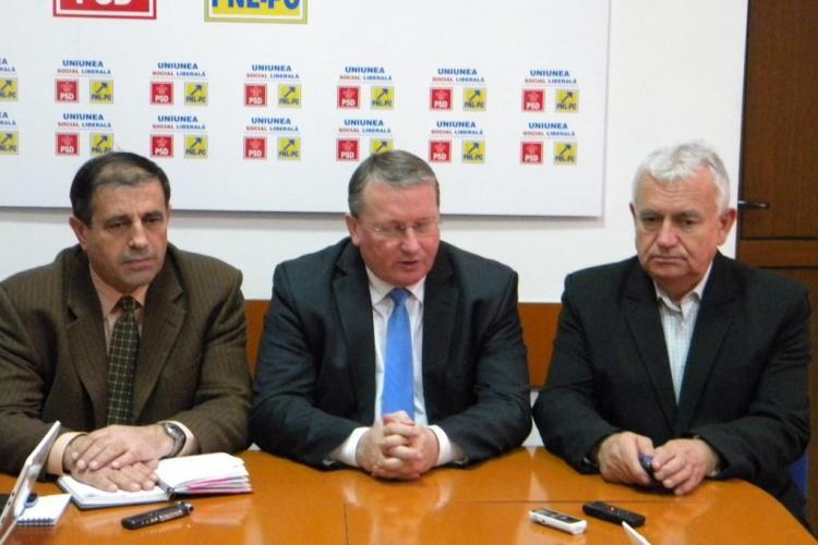 PSD Cluj susține transportul metropolitan în cele șase comune, dar îl acuză pe Boc că a politizat proiectul