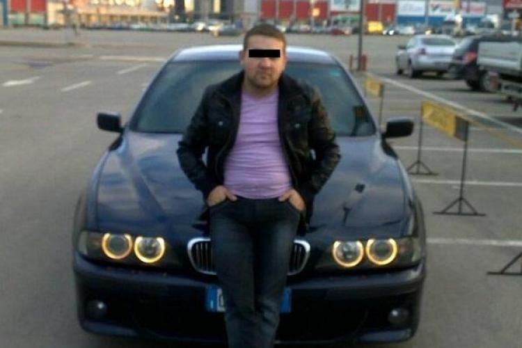 Șoferul BMW -ului care a accidentat mortal un bărbat la Gilău a fost arestat