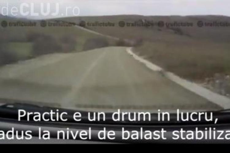 Cum se circulă pe centura Florești - Grigorescu (Cluj-Napoca) - VIDEO