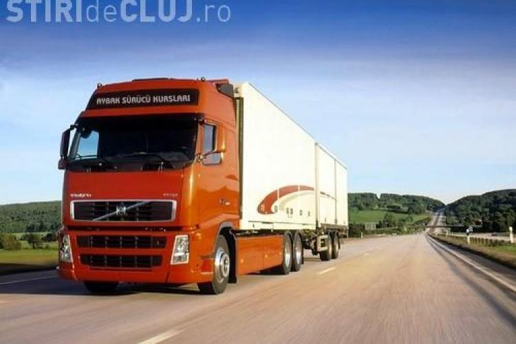 GREVĂ GENERALĂ în România. Transportatorii de marfă și-au oprit activitatea