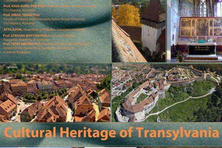 Moștenirea culturală a Transilvaniei, dezbătută la New York de rectorul UBB