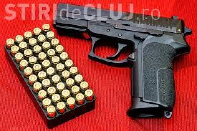 Firma de pază NAPOCA SECURITY susține că agentul de pază nu spărgea nuci cu pistolul, ci a fost un accident