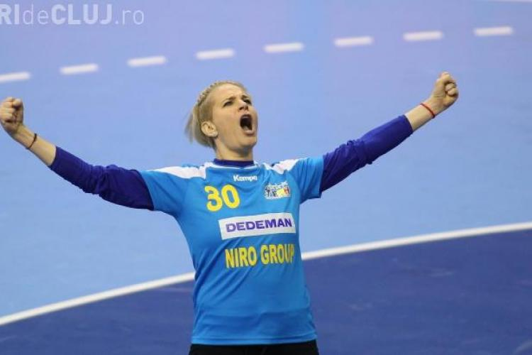 România a ÎNVINS Ungaria la Mondialele de handbal feminin şi trece în optimi