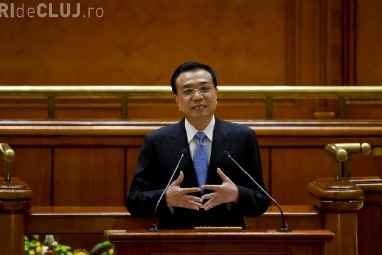 """Premierul Chinei a ținut un discurs la Guvern: """"Sunt surprins de o nouă înfăţişare şi mari schimbări"""""""