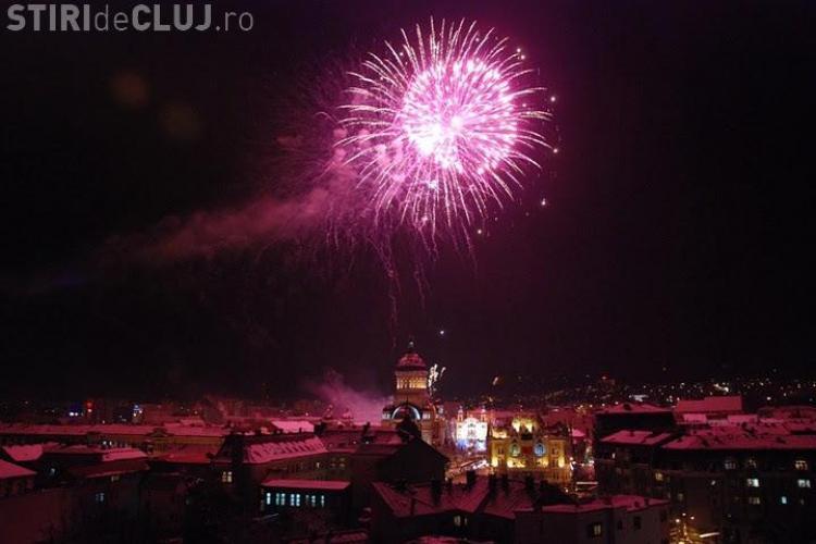 Revelion 2014 la Cluj-Napoca, mutat în Piața Unirii! PROGRAM: Concerte și focuri de artificii - VIDEO