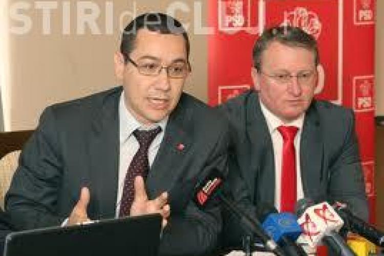 PSD Cluj: Guvernul Ponta a alocat 15 milioane de lei pentru plata parțială a lucrărilor de la Aeroport