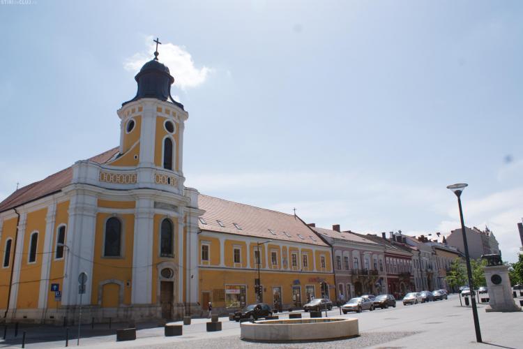 Episcopia de Cluj-Gherla aniversează 160 de ani de la înființare. Vezi ce manifestații vor avea loc