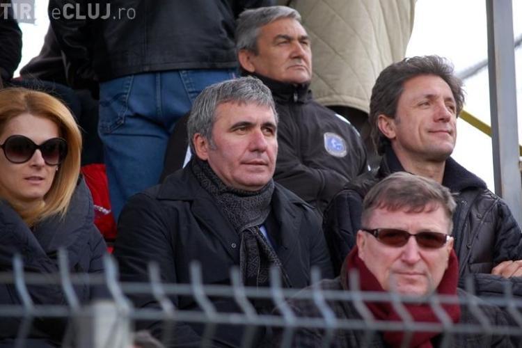 Hagi nu vrea să fie antrenorul echipei naționale, dacă Gică Popescu va fi ales în fruntea FRF