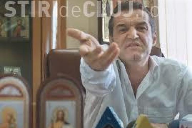 Gigi Becali a făcut scandal la Jilava. S-a luat la ceartă cu alt deținut