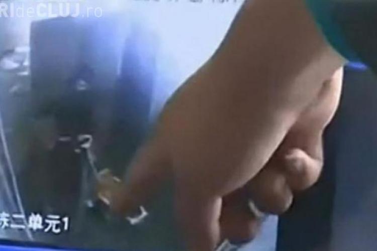 Cazul care a șocat o țară întreagă. Ce a făcut o fetiță de 10 ani într-un lift - VIDEO