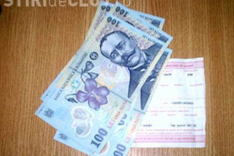 Pensiile se achită în avans la Cluj, de Sărbători