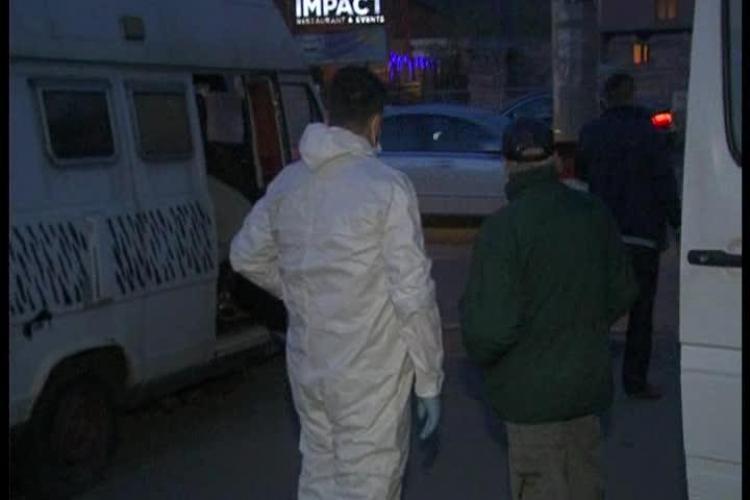 Cadavru găsit într-o mașină pe Teodor Mihali. Proprietarul dubiței e italian - VIDEO