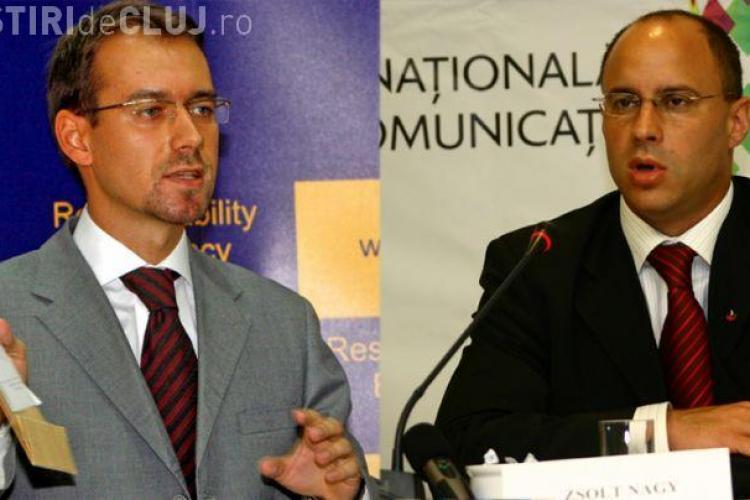 Doi foști ministri, condamnați în dosarul PRIVATIZĂRILOR STRATEGICE. Codruţ Sereş şi Zsolt Nagy, închisoare cu executare