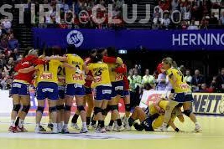 Debut spectaculos pentru naționala României la Campionatul Mondial de Handbal feminin. Au învins fără drept de apel