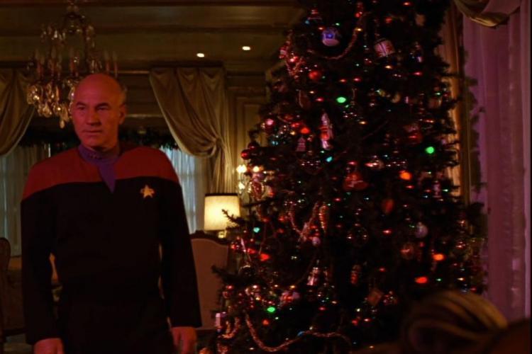 """CLIPUL ZILEI: Colindul """"Star Trek"""" a cucerit internetul VIDEO"""