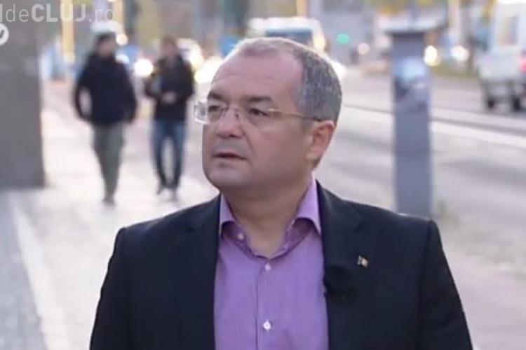Emil Boc ELOGIAT de Deutsche Welle! Ca un actor, Boc a filmat și la Berlin pentru o emisiune a postului german - VIDEO