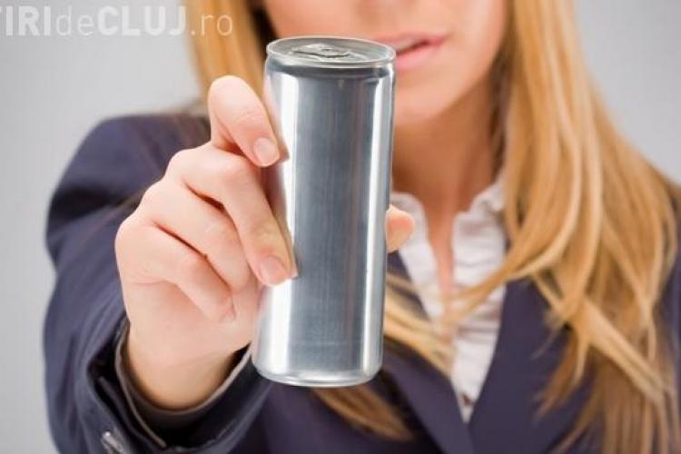 Consumi băuturi energizante? Vezi cât de mult îți afectează de fapt inima