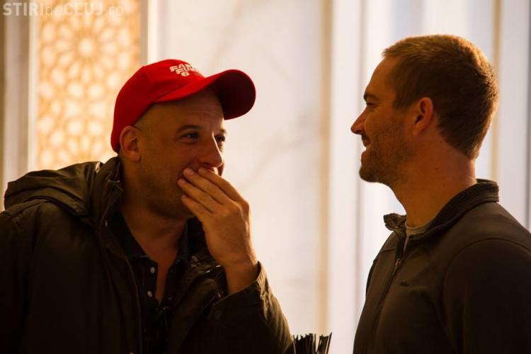 Vin Diesel îl comemorează pe Paul Walker. Vezi declarația emoționantă a starului