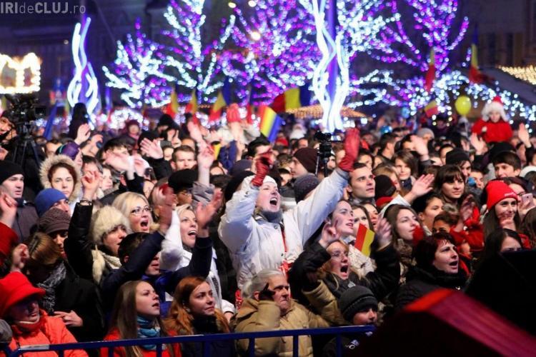 Concert Smiley la Târgul de Crăciun Cluj-Napoca - Program săptămâna 3 - 8 decembrie