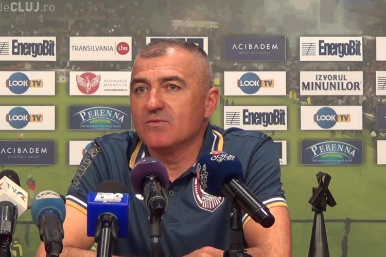"""Petre Grigoraș îl ironizează pe fiul său, înaintea """"duelului"""" dintre cei doi: """"Tremur tot că vine fiul meu!"""""""