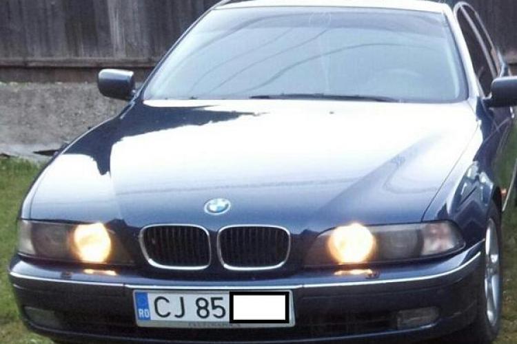 Drama șoferului de BMW care a omorât un om la Gilău - FOTO