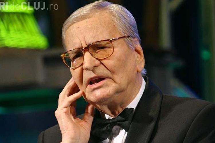 Radu Beligan inclus în Record Guinness! E cel mai longeviv actor aflat încă în activitate