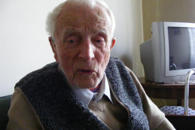 Ce-și DOREȘTE cel mai bătrân român, clujeanul Ioan Moldovan: Mă simt de 65 de ani!