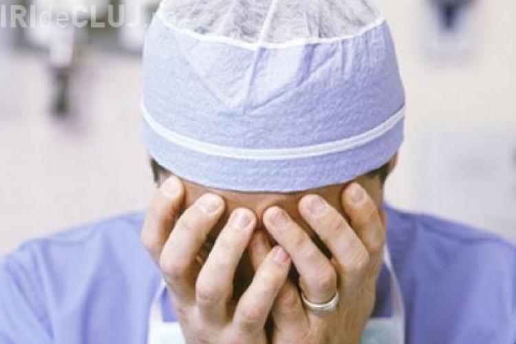 """Un medic recunoaște: """"Facem zilnic asta, desi stim ca este malpraxis"""""""