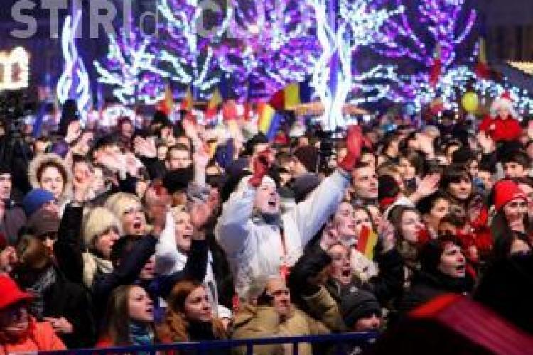 Andra cântă la Târgul de Crăciun de la Cluj-Napoca. PROGRAM 9 - 15 decembrie
