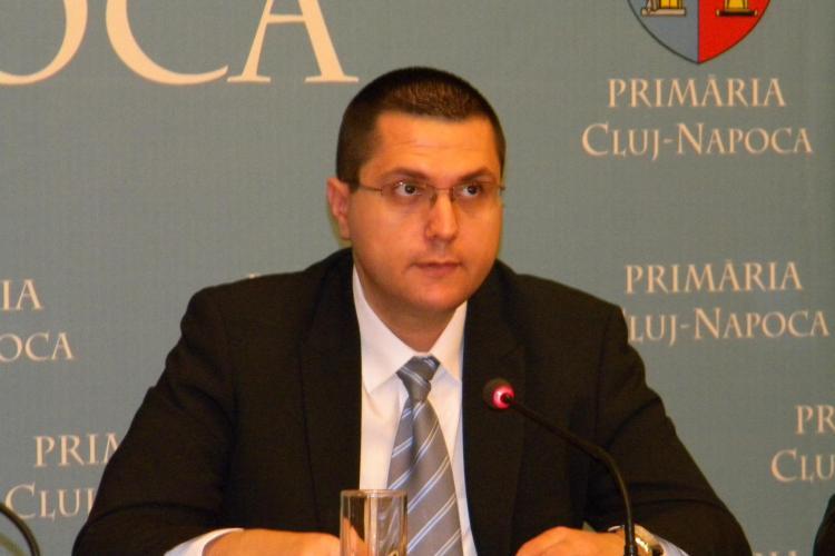 Radu Moisin candidează la șefia PDL Cluj-Napoca. Luptele se vor da în culise