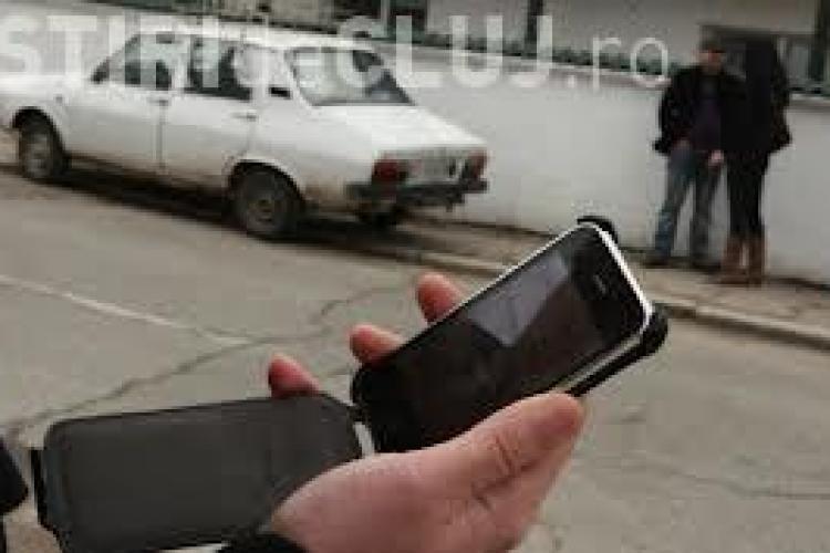 A atacat un copil pe strada Pitești și i-a furat telefonul mobil