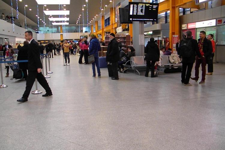Previziunile pentru Aeroportul Cluj în 2014: Noi companii aeriene și mai multe destinații