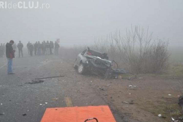 Silviu Lung implicat într-un accident grav. O persoană a murit - FOTO de la accident